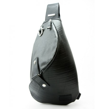 SEAL - X Morino Canvas - One Shoulder Bag (MS-025 SBK)